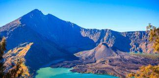 Bioshpere reserve - Mount Rinjani National Park