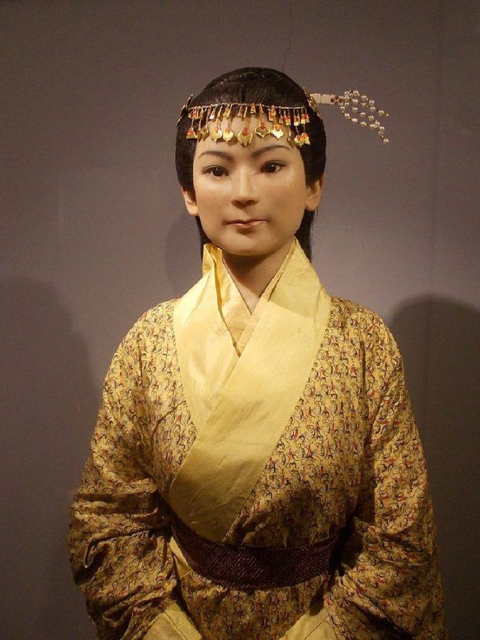 Mummies Lady Dai