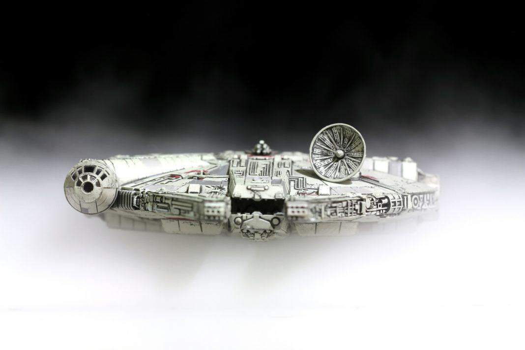 The Millenium Falcon Toy