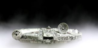 The Millenium Falcon Toy