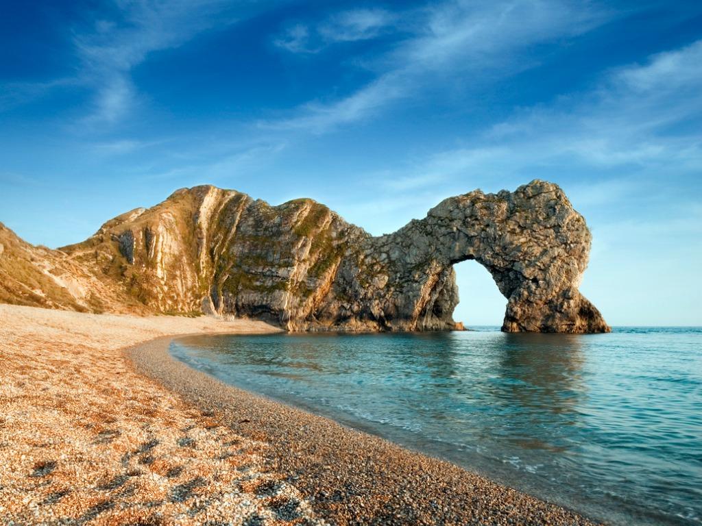 Durdle Door England Dorset
