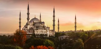Istanbul Landscape, travelling to turkey