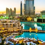 Desert Sands and Shopping in Dubai