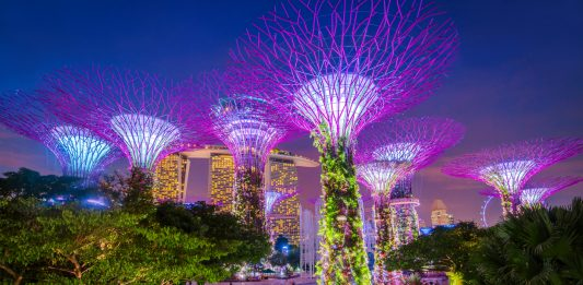 places to visit in singapore