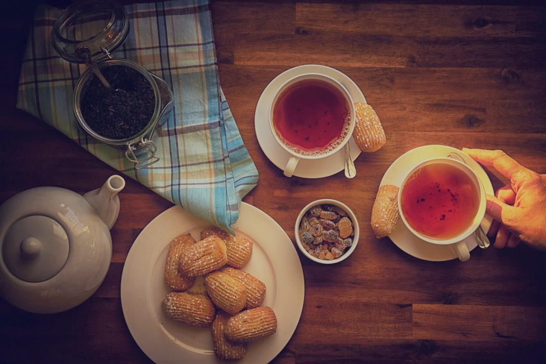 tea traditions around the world