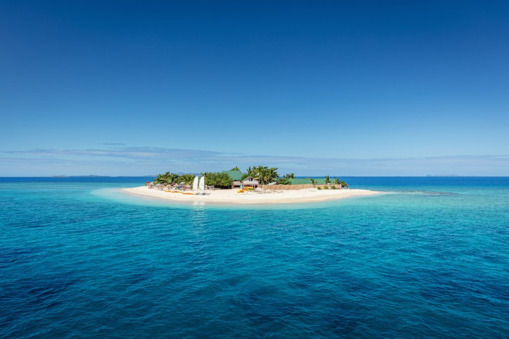 Beautiful small island in the middle of the south pacific ocean, Fiji, Fiji travel guide
