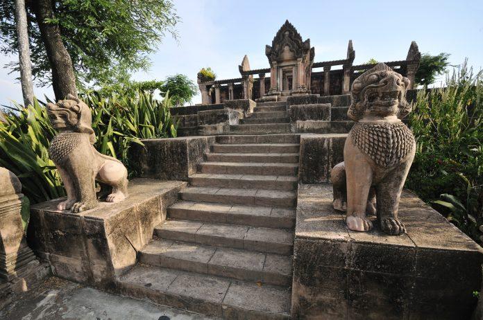 Preah Vihear, Famous place in Cambodia