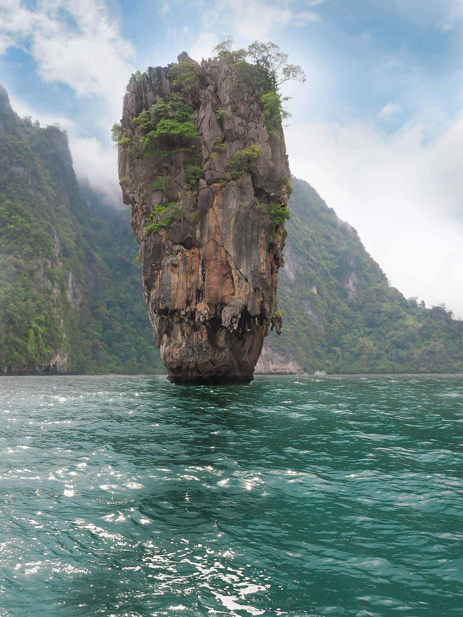 limestone tower karsts - Top 7 islands in Thailand