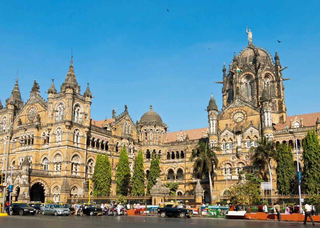 VT Station Mumbai world heritage sites in india