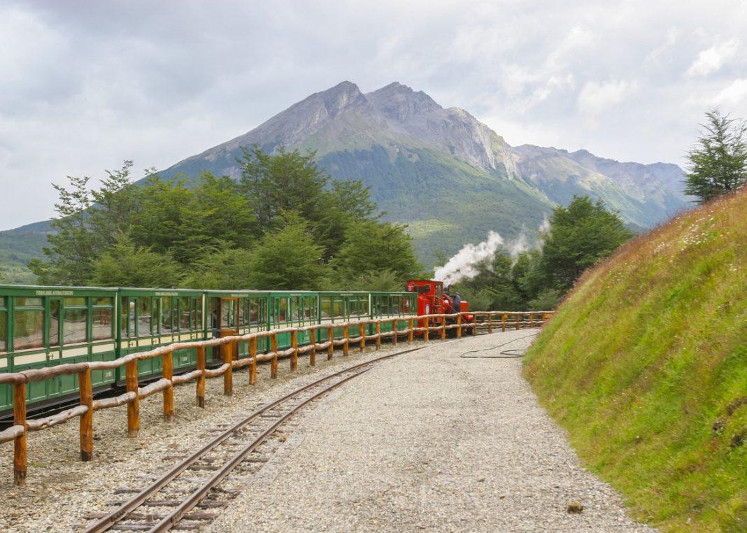 Train in Ushuaia