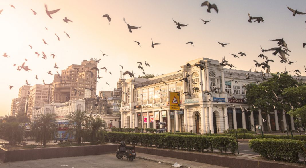 Connaught Place, New Delhi, India