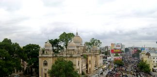 Unani hospital charminar (dawakhana e unani) hyderabad