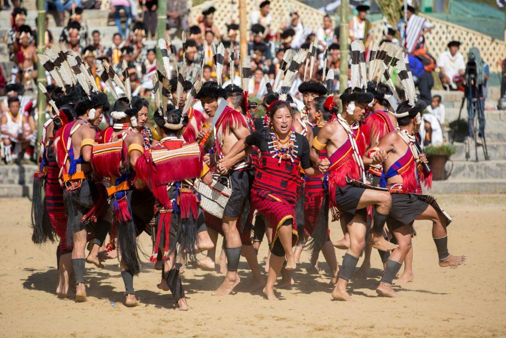 Hornbill Festival in Nagaland - Nagaland Travel Guide, north east India