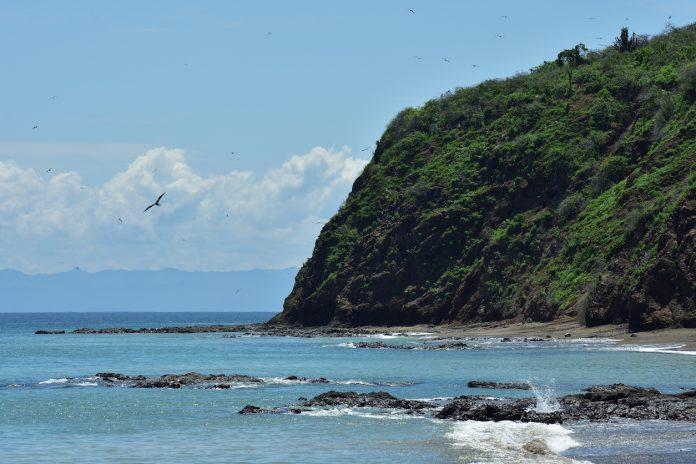 Isla de la Plata Island, Isla de la Plata is a protected eco tourism island off the coast of mainland Ecuador. It is part of Machalilla National Park and is known as a mini-Galapagos island