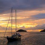 Travel guide to Sombrero Chino Island, Ecuador