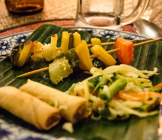 Cambodian dishes food Cambodia