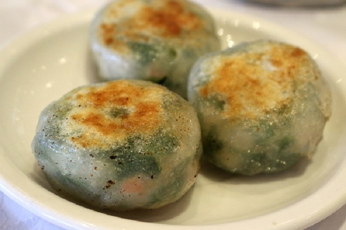 Chive Cakes Chinese food Cambodian food