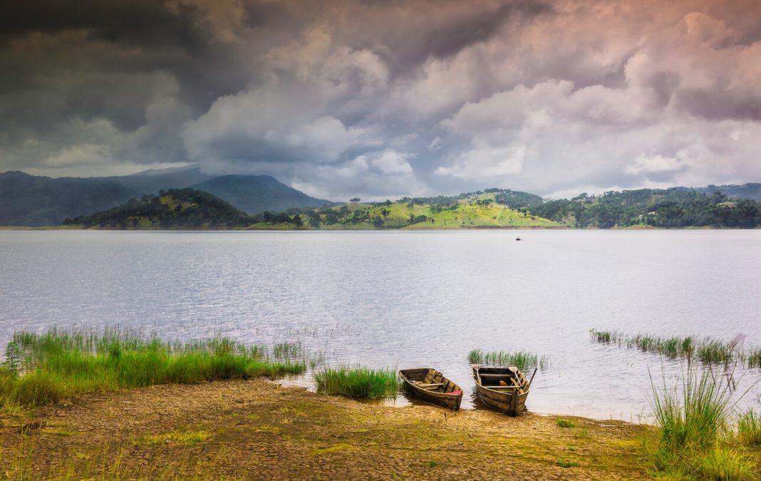 Umiam lake, Shillong, Meghalaya
