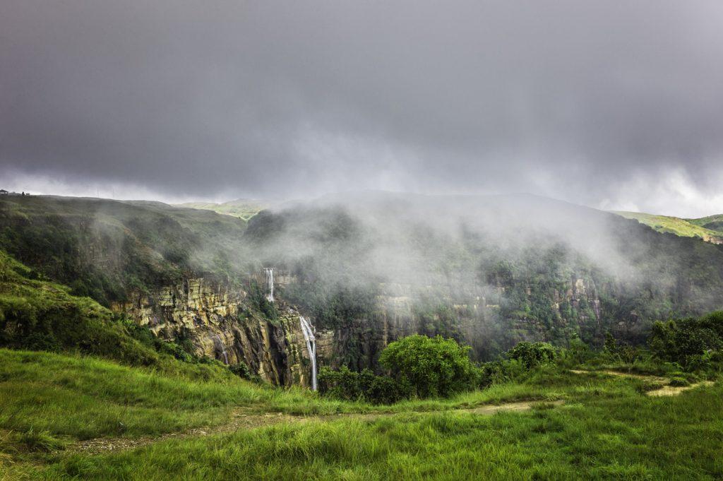 Cherrapunjee. Meghalaya, North east India.