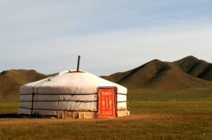 Mangolia Yurt