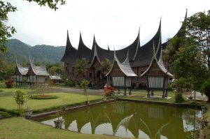 Indonesia Sumatra Traditional Houses Around The World