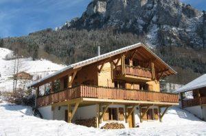 Switzerland Swiss chalet