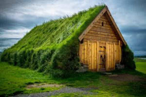 Iceland Traditional Houses Around The World