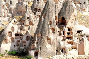 Turkey Cappadocia Traditional Houses Around The World