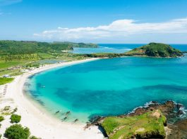 places to visit in lombok, Lombok island shores