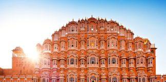Hawa Mahal (Palace of the Winds) Jaipur, India, rajasthan