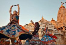 Navratri garba at the Ambaji temple, Upcoming Indian Festivals In 2020