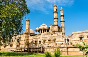 Champaner-Pavagadh Archaeological Park Reasons to Visit Gujarat state of India