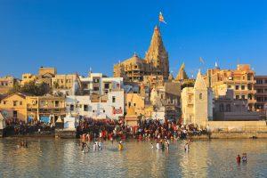 Gomti Ghat, Dwarka, Gujarat