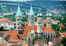 Germany's Naumburg Cathedral dates back to the 13th century