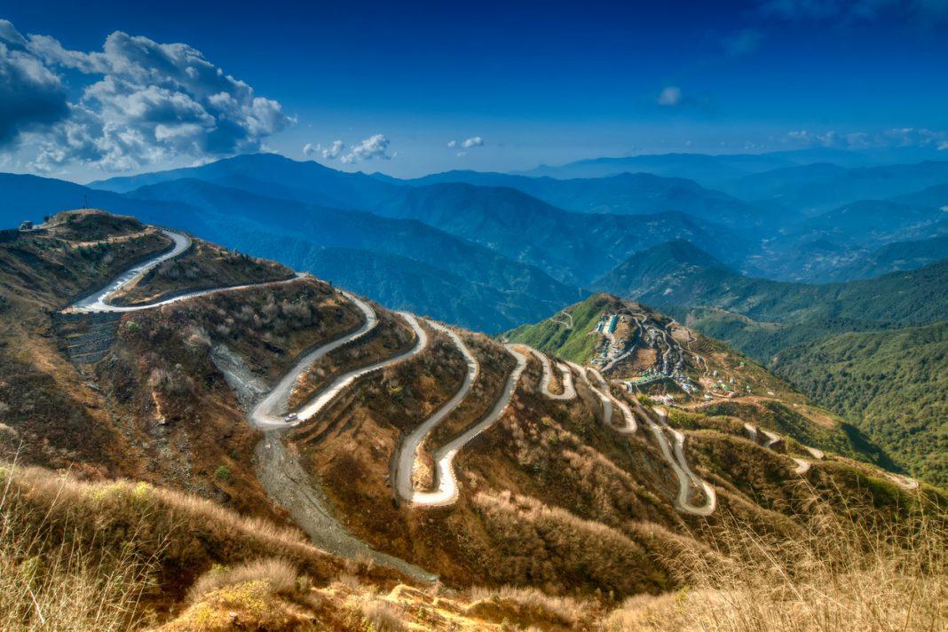 Travel Movies Silk Road China India
