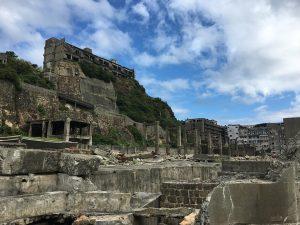 Battleship Island, Hashima, Nagasaki