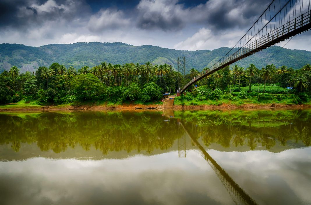 Thattekad Bird Sanctuary in Periyar National Park - relax and unwind through travel