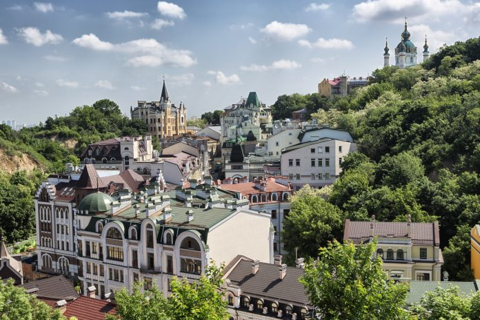travel guide to Ukraine