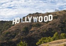 LA's Hollywood Sign in Griffith Park, Hollywood filming locations