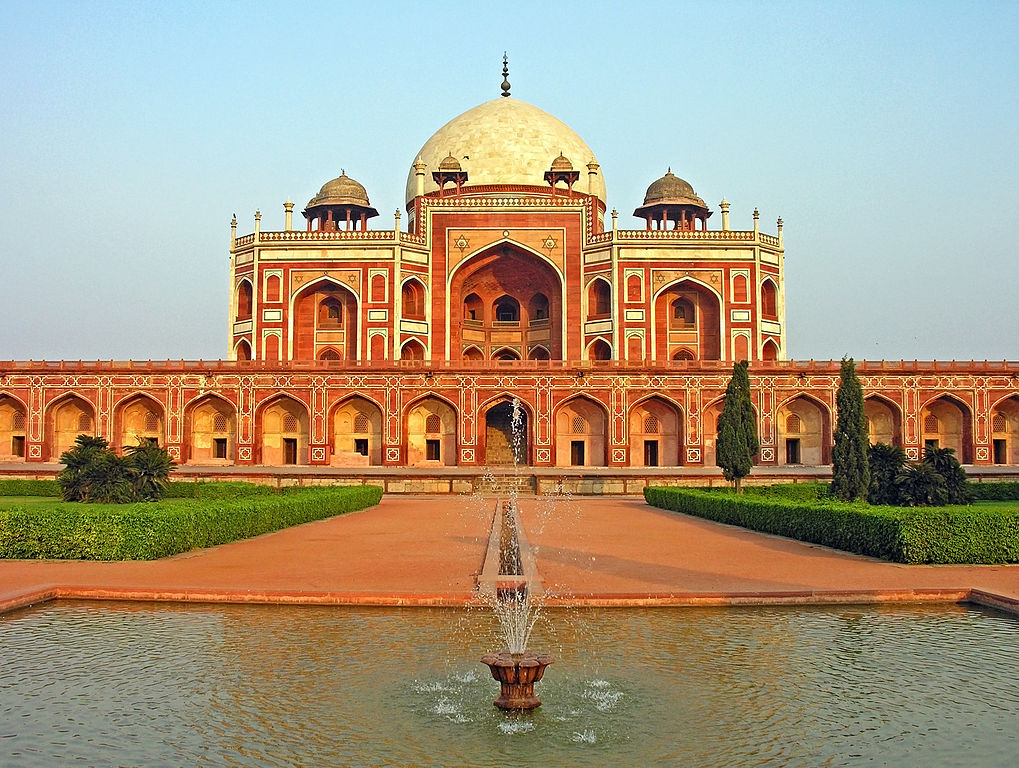 Humayun's Tomb Delhi, the most beautiful cities in india