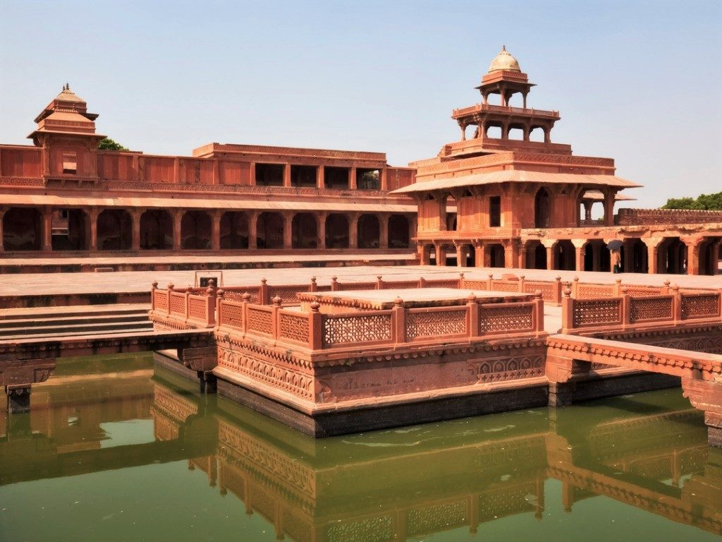 Fatehpur Sikri, famous places in Agra