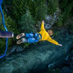 Best  Destinations for Bungee Jumping In India