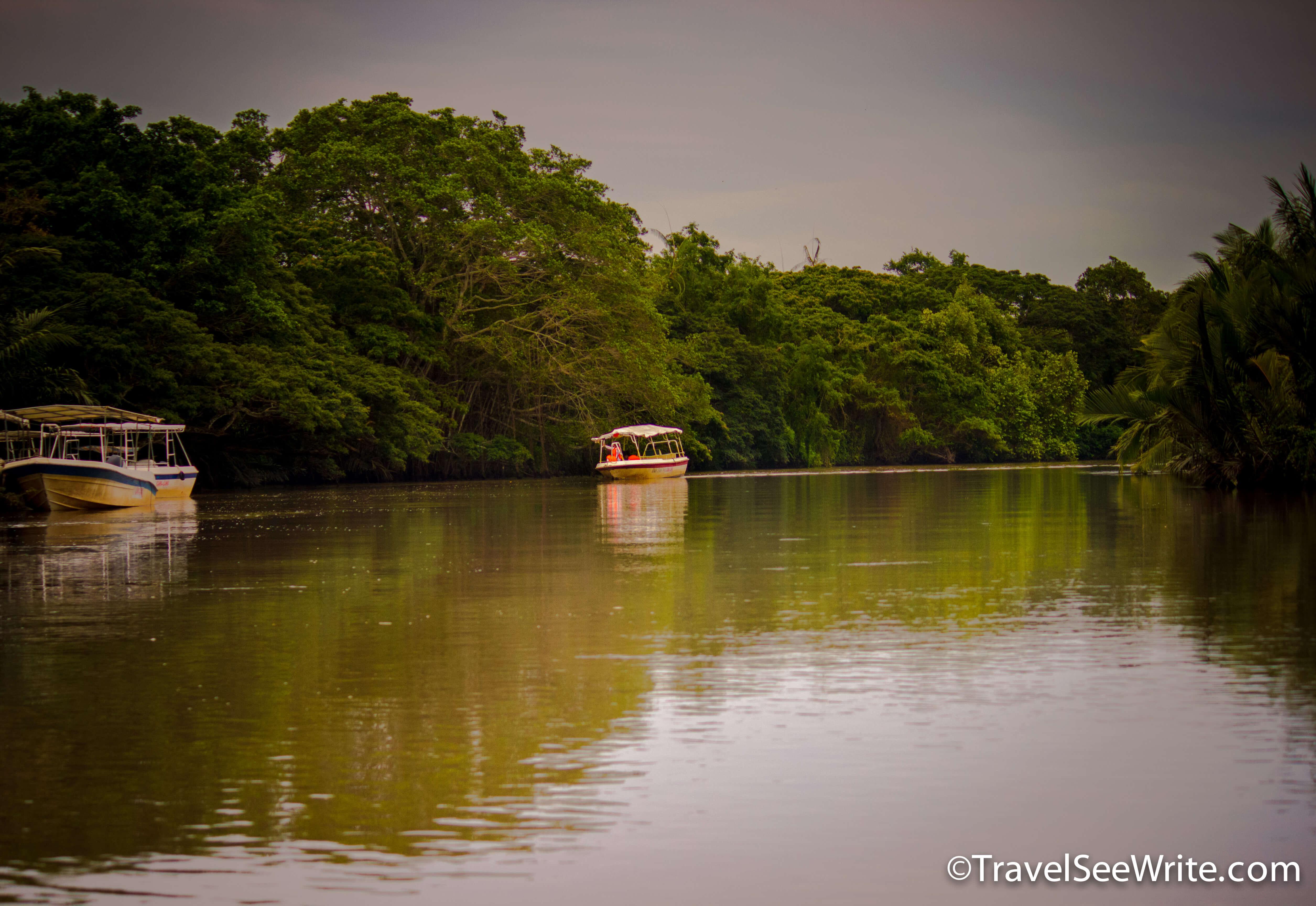 Kawa Kawa river cruise, Sabah - southeast asia travel