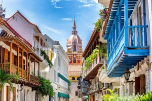 The colorful Cartagena reasons to visit colombia