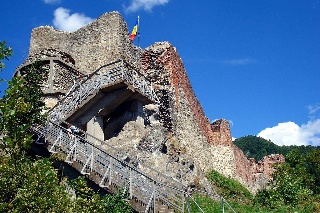 Poenari Castle Romania