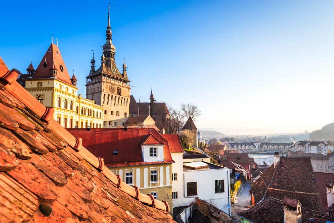 Sighisoara - Transylvania, Romania, Budget Destinations