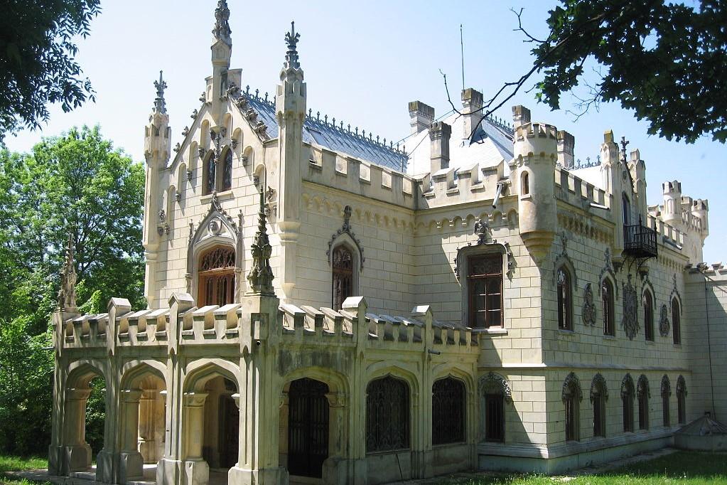 Sturdza Castle Romania