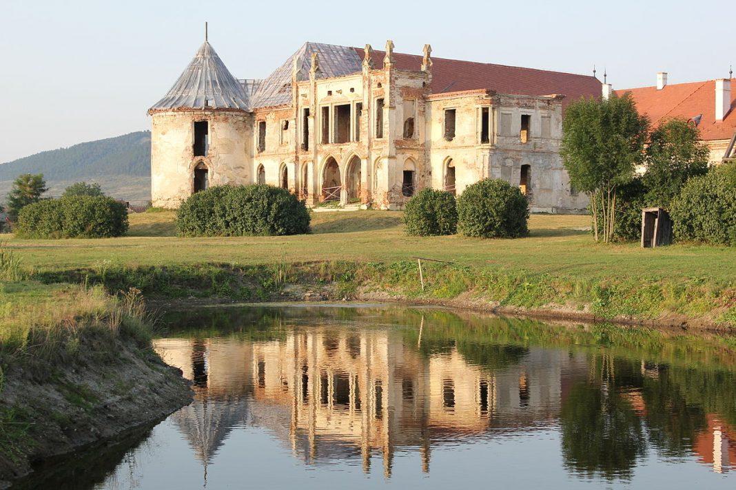 Bontida Banffy Castle Romania