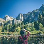 Are the Ozone Levels at American National Parks the same as the Big Cities?
