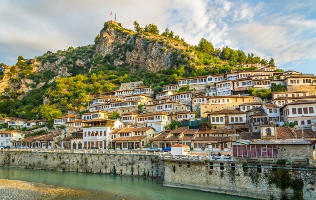 Berat Albania places to see in albania